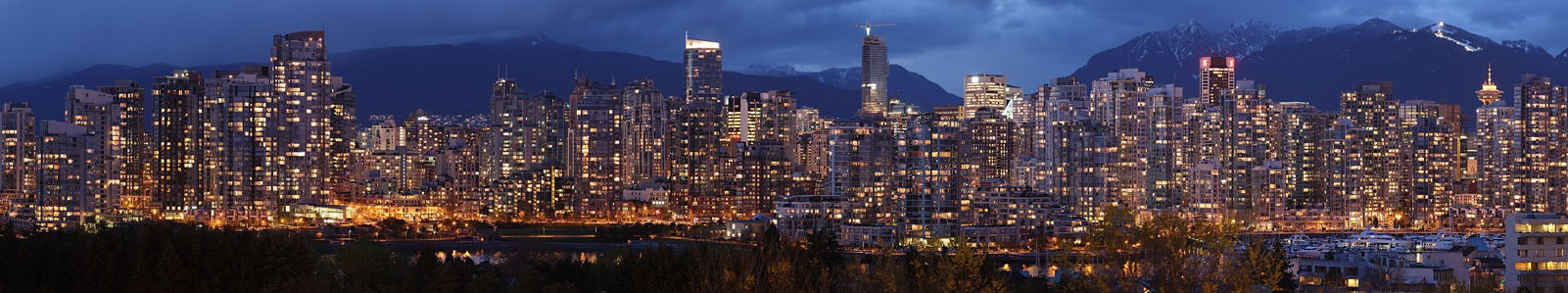Vancouver_banner_Downtown_at_dusk